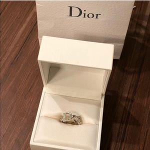 Authentic Dior Ring size 5